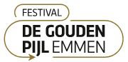 Festival De Gouden Pijl Emmen Logo 2019